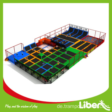Sicherer Kindertrampolinsport